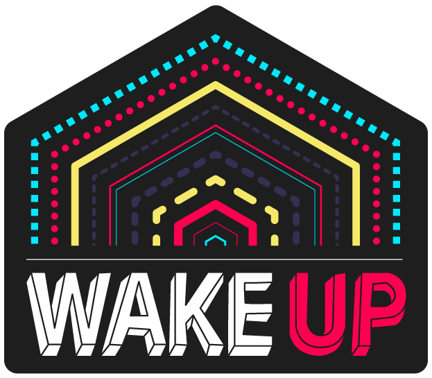 logo WAKE UP